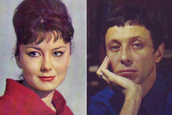Олег Даль и Татьяна Лаврова. / Фото: www.prichinasmerti.ru