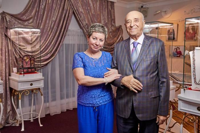 Владимир и Елена Этуш. / Фото: www.styler.rbc.ua