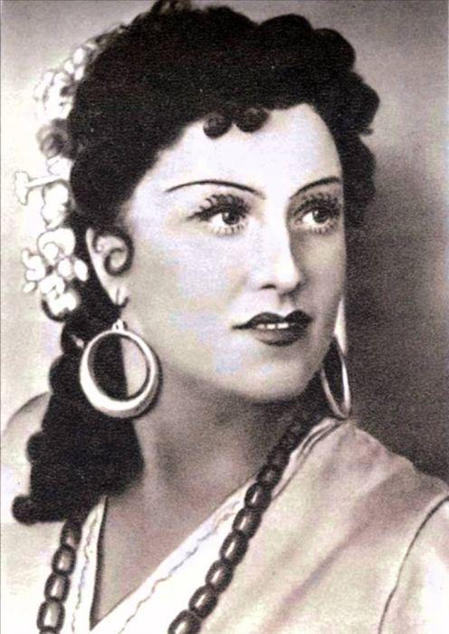 Вера Давыдова. / Фото: www.ytimg.com