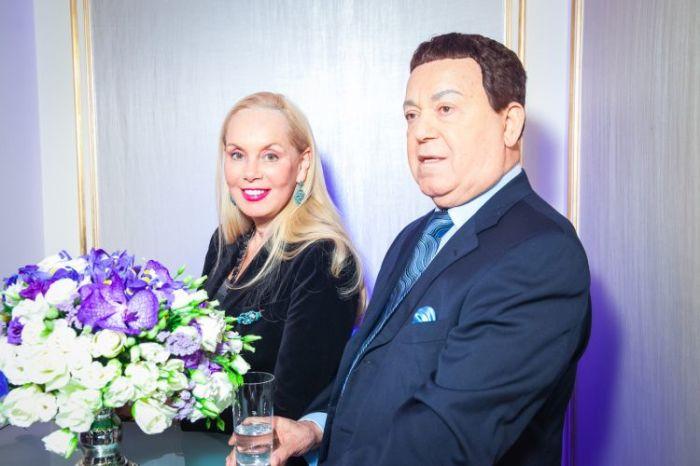Иосиф и Нелли Кобзон. / Фото: www.woman.ru