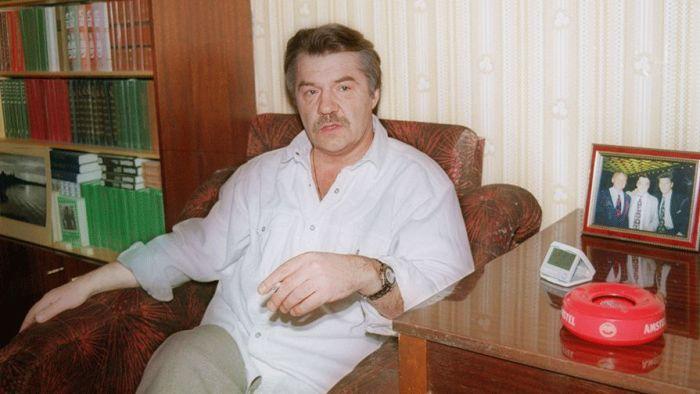 Александр Фатюшин.  / Фото: www.gazeta.ru