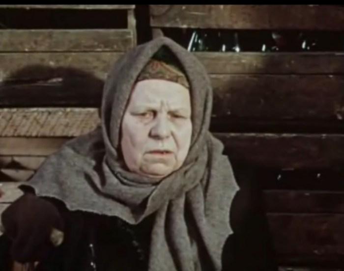 Екатерина Мазурова, кадр из фильма «Инженер Прончатов», 1972 год. / Фото: www.kino-teatr.ru