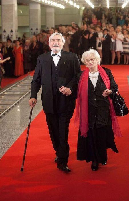 Ростислав Янковский и Нина Чеишвили. / Фото: www.kpcdn.net