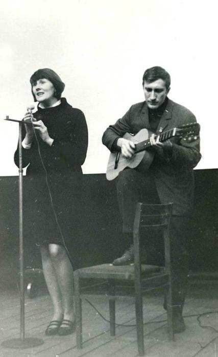 Людмила Иванова и Валерий Миляев. / Фото: www.club.season.ru
