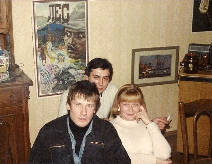 Наталья Гундарева и Сергей Насибов. / Фото: www.peoples.ru