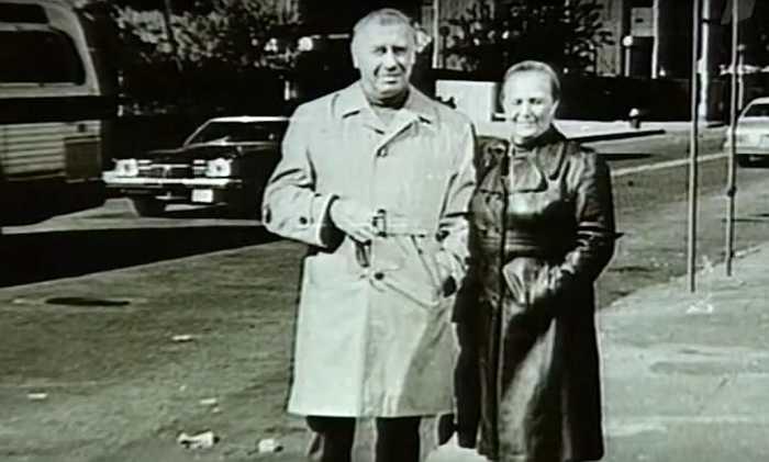 Анатолий Папанов и его единственная любовь. / Фото: семейный архив