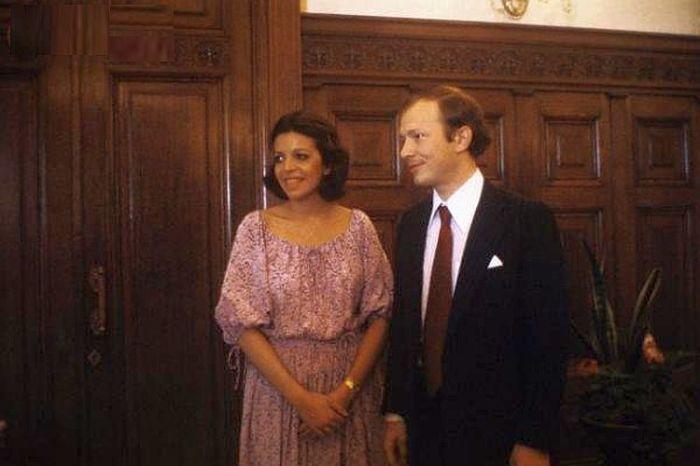 Кристина Онассис и Сергей Каузов. / Фото: www.1gr.tv