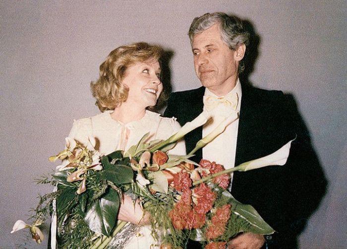 Ангелина Вовк и Индржих Гец. / Фото: www.wday.ru