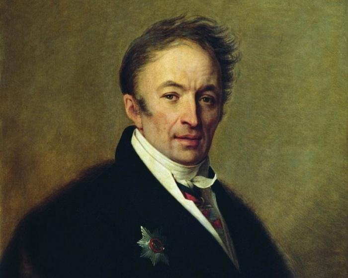 Николай Карамзин. / Фото: www.media73.ru