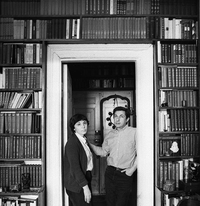 Игорь Кваша и Татьяна Путиевская. / Фото: www.kpcdn.net