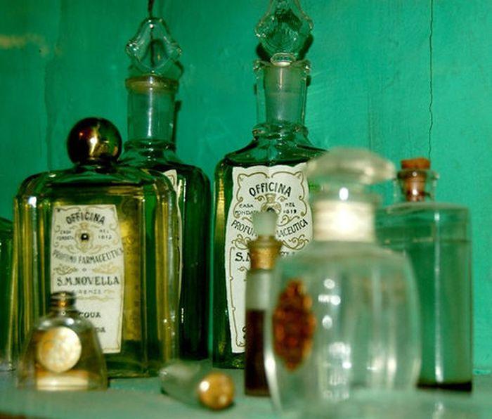 Экспонаты музея Санта Мария Новелла. / Фото: www.atlasobscura.com