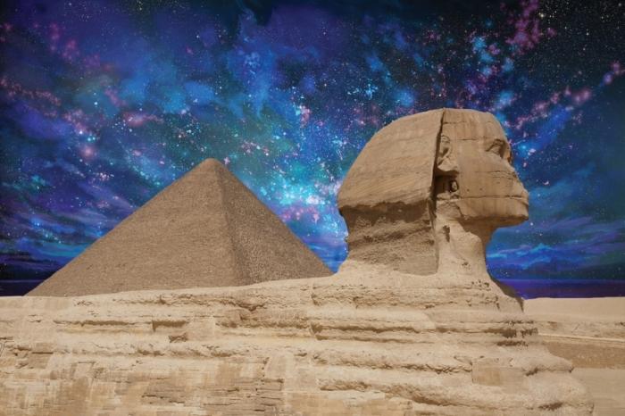Pirâmide de Quéops.  / Foto: www.pracivilization.com
