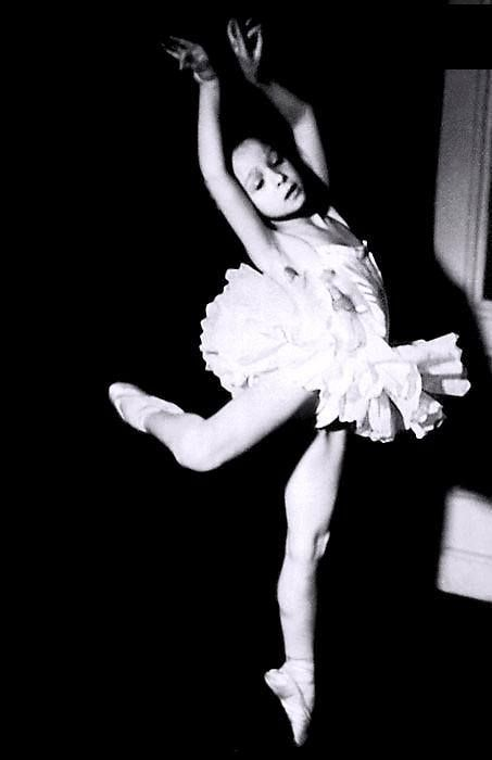 Балет на долгие годы стал смыслом всей жизни Натальи Седых. / Фото: www.pinimg.com