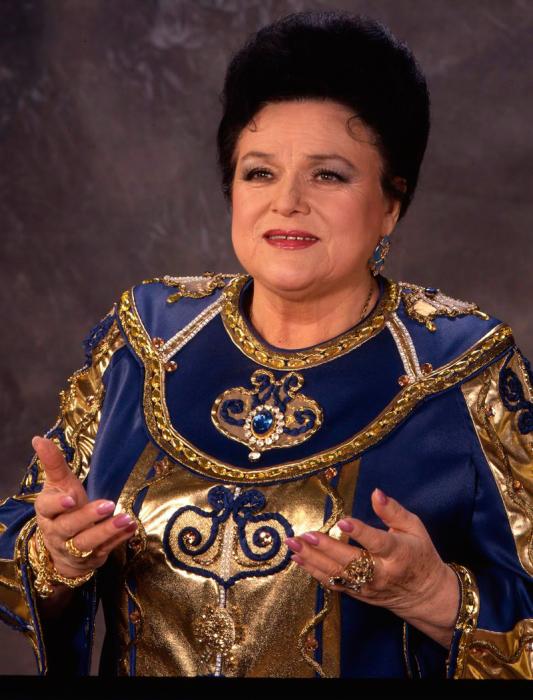 Людмила Зыкина. / Фото: www.games-of-thrones.ru