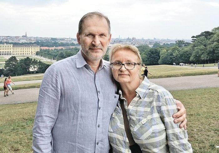 Фёдор и Ирина Добронравовы. / Фото: www.relrus.ru