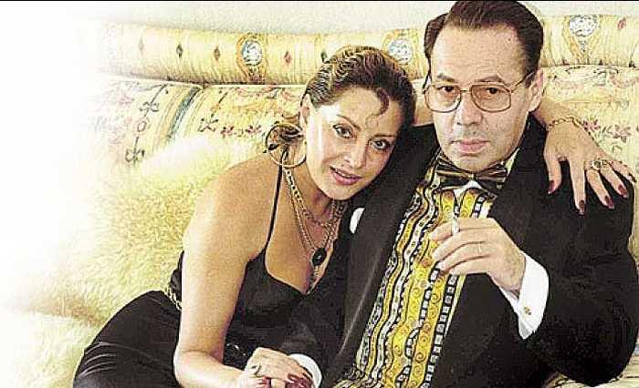 Игорь и Виктория Кио. / Фото: www.bashny.net
