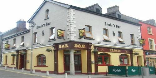 Ernie's Bar - придуманное когда-то заведение стало реальностью. / Фото: www.presspage.com