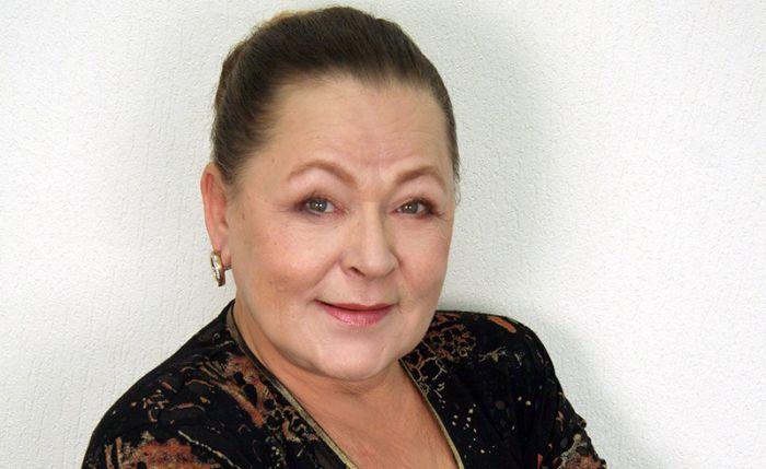 Раиса Рязанова. / Фото: www.tvc.ru