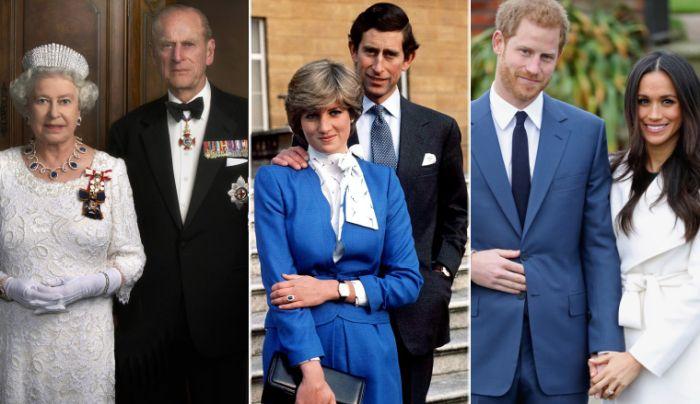 У членов королевской семьи тоже должен быть медовый месяц.