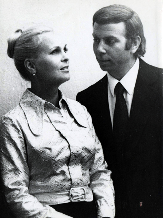 Вероника Круглова и Вадим Мулерман. / Фото: www.24smi.org