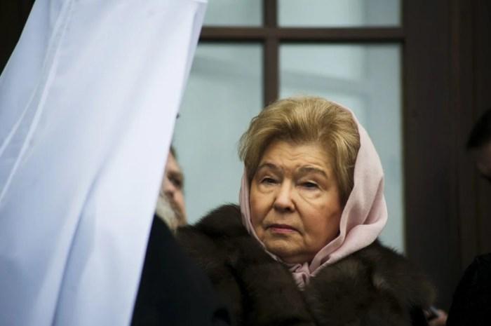 Наина Ельцина. / Фото: www.tatarstan-mitropolia.ru
