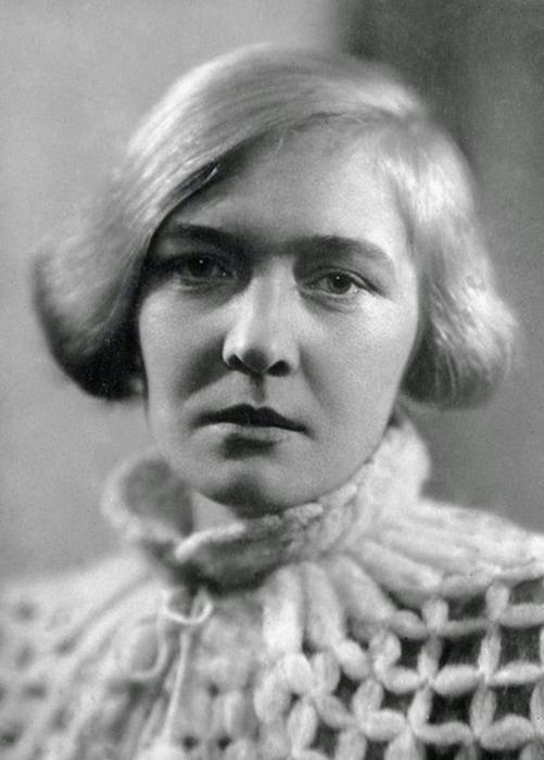 Ольга Берггольц. / Фото: www.yarwiki.ru