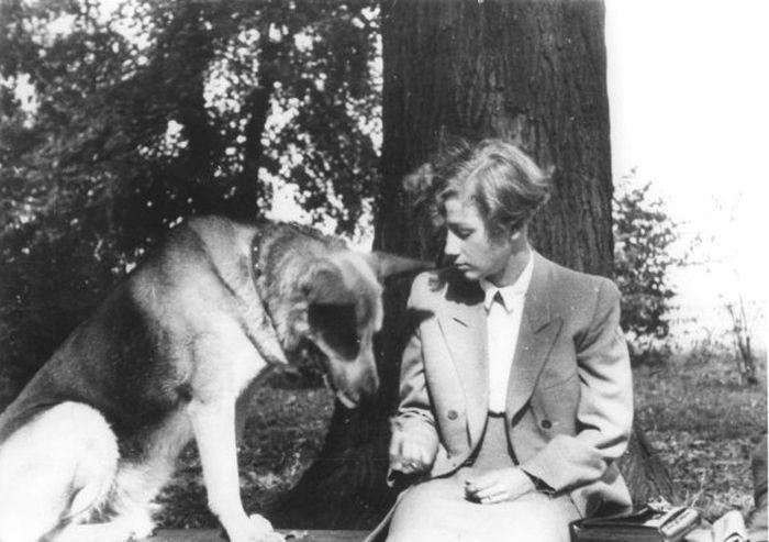 Барбара Лесьняк, 1954 г. / Фото: www.lem.pl