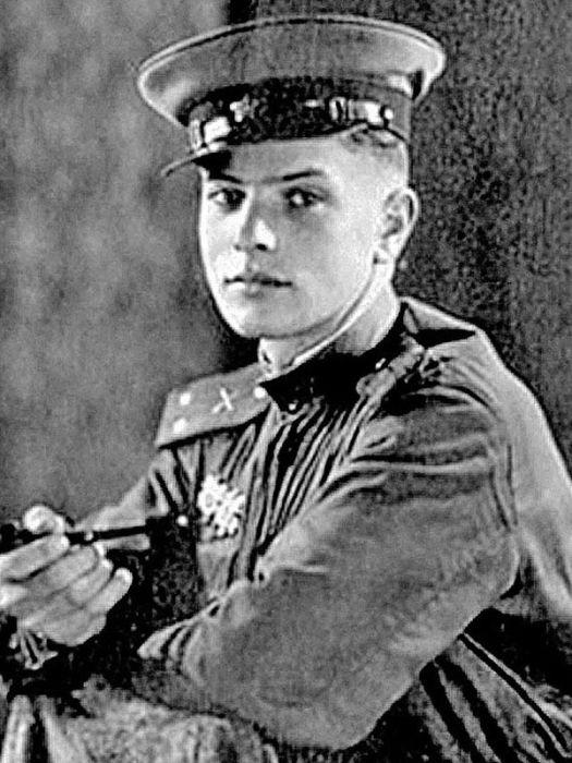 Пётр Тодоровский в юности. / Фото: www.24smi.org