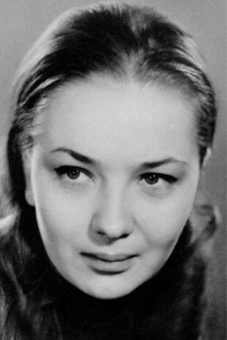 Наталья Тенякова в молодости. / Фото: www.kino-teatr.ru