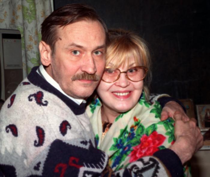 Нина Шацкая и Леонид Филатов. / Фото: www.gazeta.ru