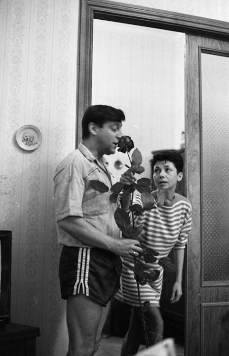 Романтика семейной жизни. / Фото: www.womanhit.ru