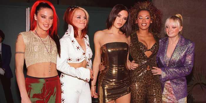 Виктория Адамс в «Spice Girls». / Фото: www.littlemajlis.com