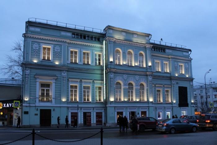 Театр «У Никитских ворот». / Фото: www.migrantocenter.ru