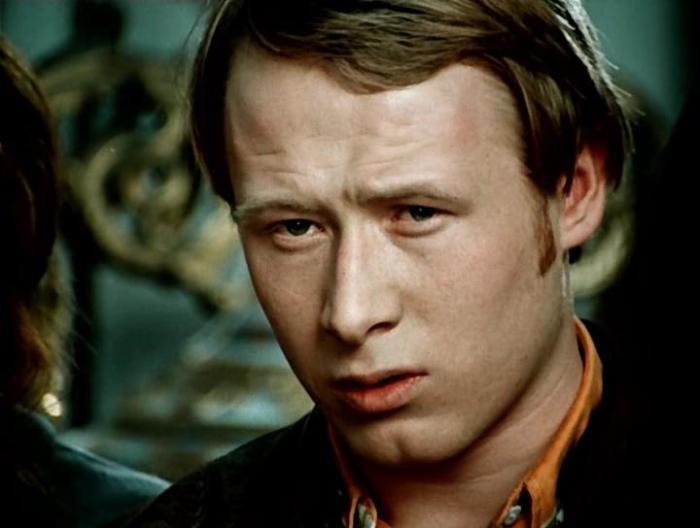 Виктор Проскурин, кадр из фильма «Большая перемена». / Фото: www.kak2z.ru