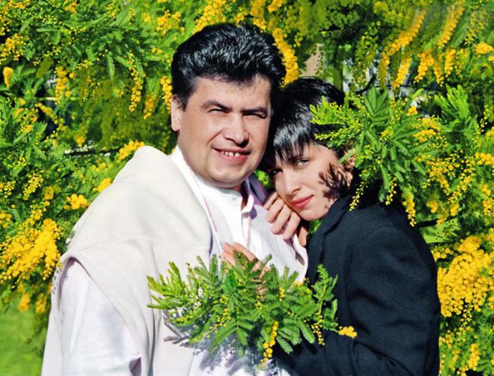 Николай и Наталья Расторгуевы. / Фото: www.7days.ru