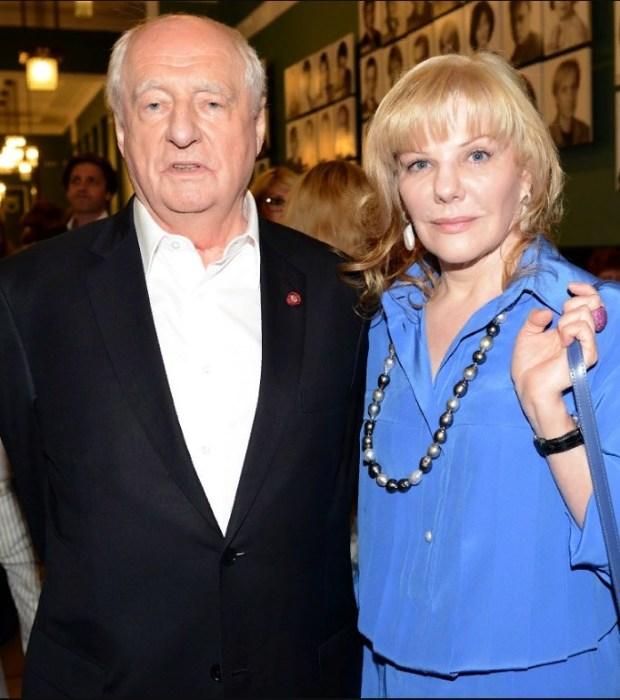 Отец и дочь. / Фото: www.ok-lady.ru