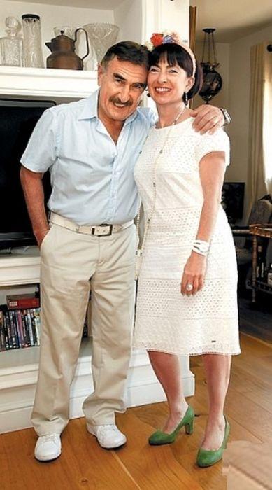 Леонид Каневский и Анна Березина. / Фото: www.tele.ru