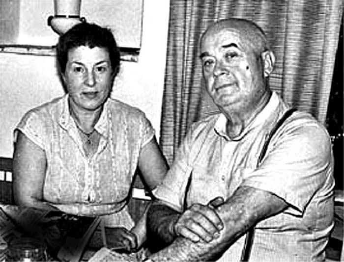 Евгений и Наталья Моргуновы. / Фото: www.stuki-druki.com