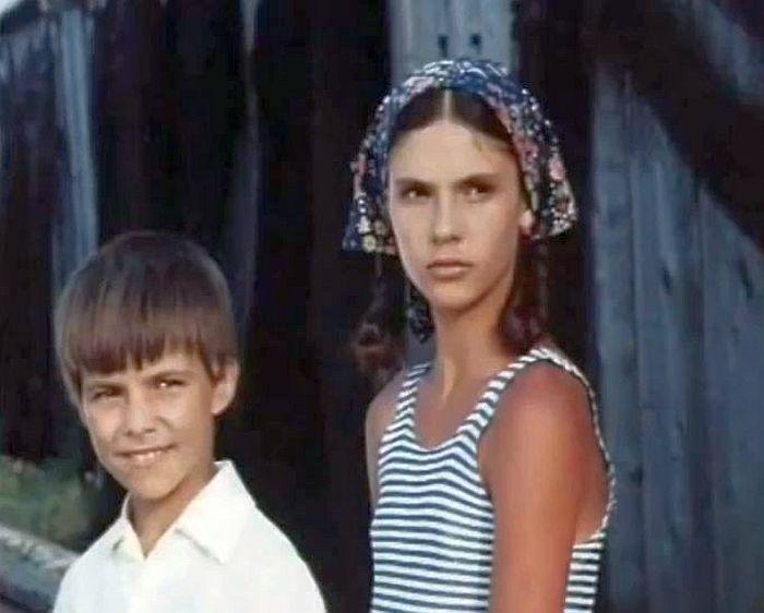 Лидия Вележева, кадр из фильма «Ожидание». / Фото: www.kino-teatr.ru