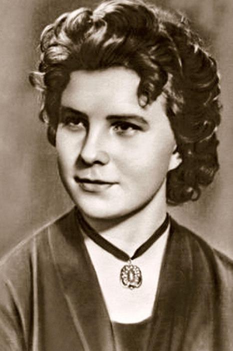 Людмила Меркулова. / Фото: www.7days.ru