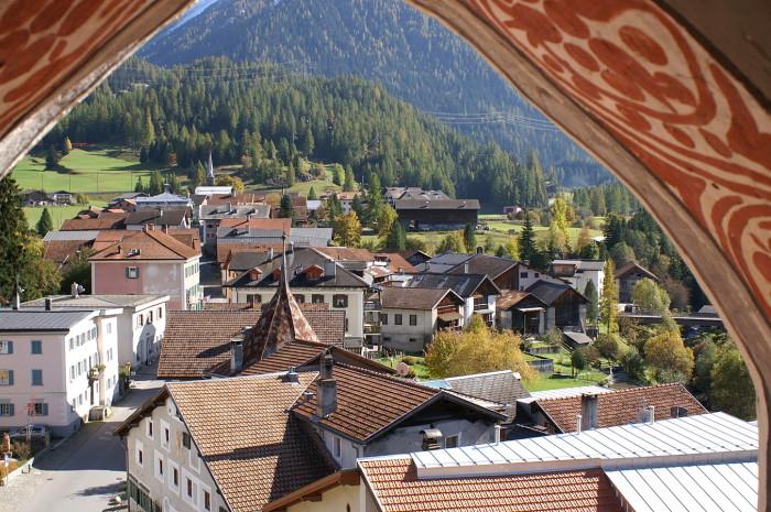 Бергюн. / Фото: www.bergfex.com