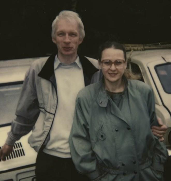 Владимир Носик и Елена Зиничева. / Фото: www.1tv.ru