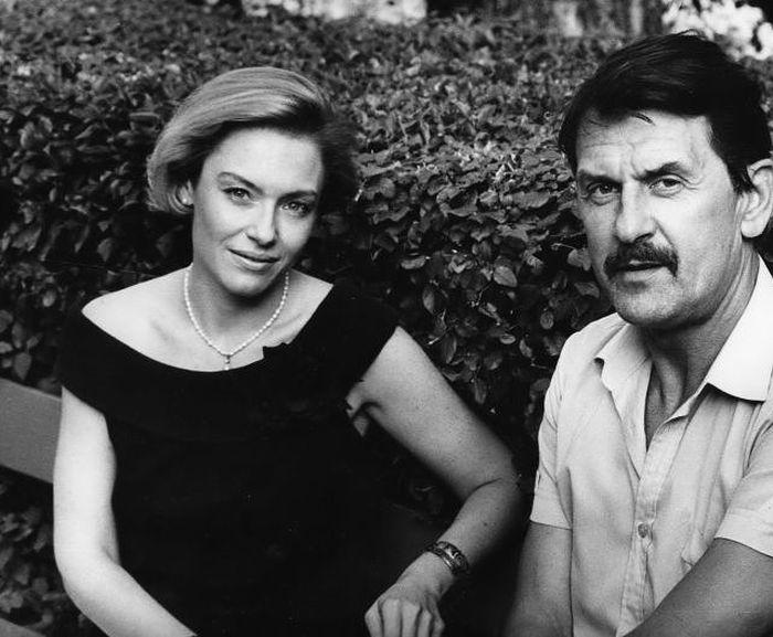 Ирина Понаровская и Дмитрий Пушкарь. / Фото: www.24smi.org