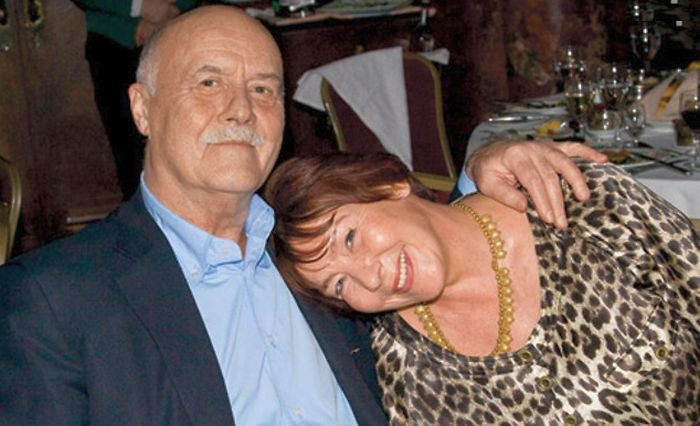 Станислав и Галина Говорухины. / Фото: www.7days.ru