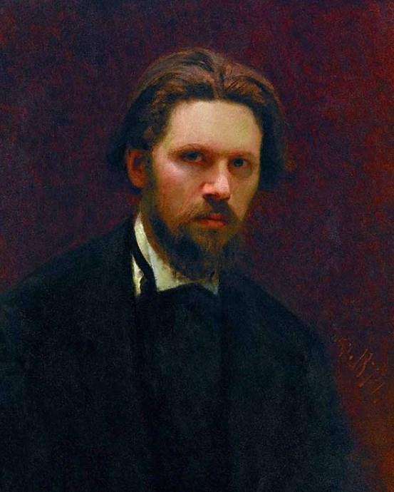 Иван Крамской. Автопортрет 1874 г. / Фото: www.mmsk.ru