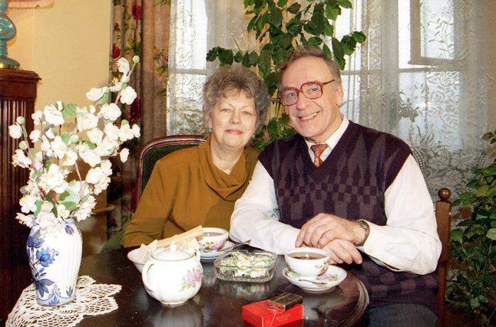 Игорь и Ирина Кирилловы. / Фото: www.mtdata.ru
