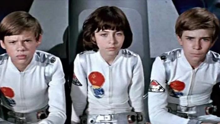 Кадр из фильма «Большое космическое путешествие». / Фото: www.art-hype.ru