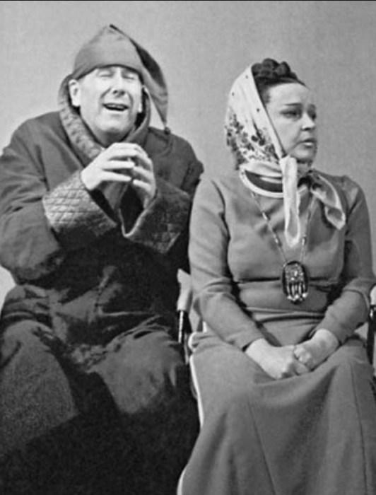 Ростислав Плятт и Вера Марецкая. / Фото: www.stuki-druki.com