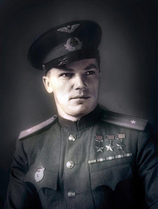 Иван Кожедуб. / Фото: www.vgorodok.com