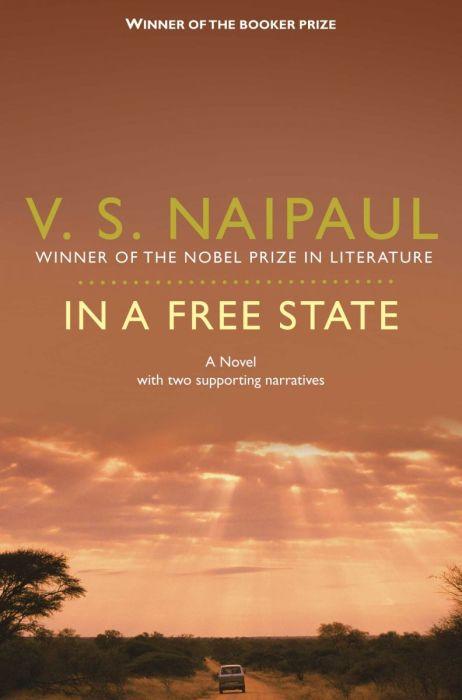 «В свободном государстве», Видиадхар Найпол. / Фото: www.thebookseller.com